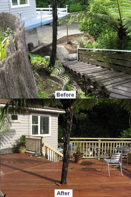 Decking Specialists for the Wellington Region : Decks Unlimited